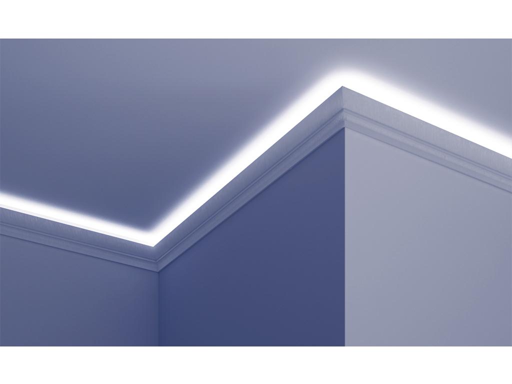 скором потолочный плинтус под светодиодную ленту фото можете выбрать удобный